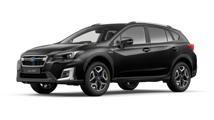 Subaru XV Hybrid 2.0ie Active frontansicht